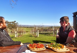 Beach Road Wines Cellar Door & Restaurant Review 2014