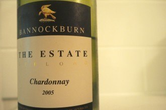 Bannockburn Geelong Chardonnay 2005 Wine Tasting Note Review