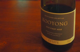 Kooyong Mornington Pinot Noir 2010 Wine Tasting Review