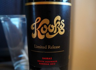 Kooks Barossa Valley Shiraz 2013 Wine Tasting Review
