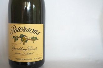 Petersons Hunter Valley Sparkling Cuvee NV Wine Tasting Review