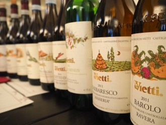 Vietti Winery Review Barolo Peidmont Italy Cellar Door Wine Tasting