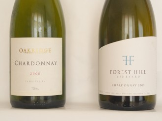A Tale of Two Aussie Chardonnays Oakridge Forest Hill