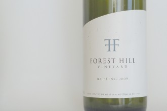 Forest Hill Great Southern Riesling 2009 Wine Tasting Review