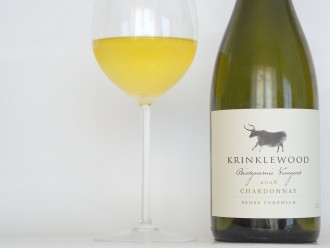 Krinklewood Hunter Valley Chardonnay 2008 Wine Tasting Review