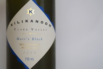 Kilikanoon Morts Block Watervale Riesling 2009 Wine Tasting Review