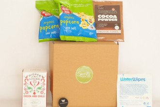 Whats in the Secrets Organic Box Jan 2016