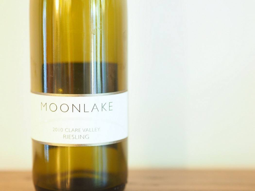 Moonlake Clare Valley Riesling 2010 Wine Tasting Review