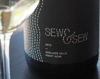 Sew & Sew Adelaide Hills Pinot Noir 2013 Wine Tasting Review