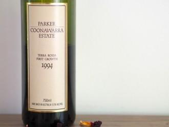 Parker Coonawarra Estate Terra Rossa First Growth 1994 Wine Tasting Review