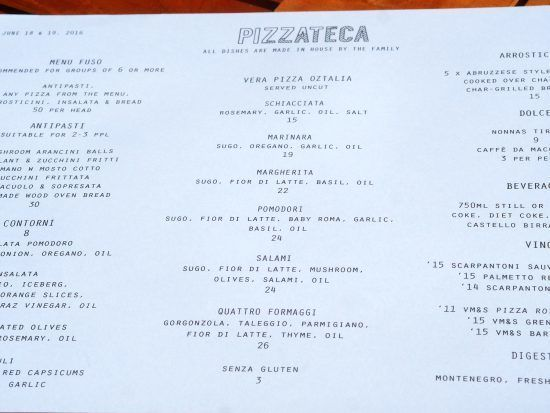 Pizzateca / V.Mitolo & Sons Review Wine McLaren Vale
