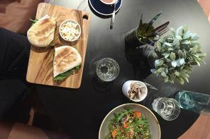 Harry's Deli Wirra Wirra Cafe Review McLaren Vale